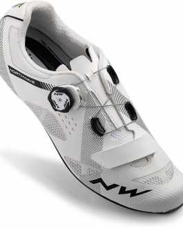 Northwave Storm Road Shoes- White