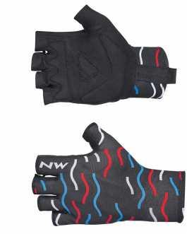 Northwave Switch Line short gloves – Black