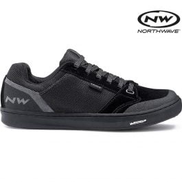Northwave Tribe Shoes MTB Flat – Black
