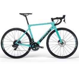 Bianchi SPRINT DISC R7000 (Celeste) Bicicletta corsa