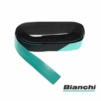 Bianchi Bicolor Nastro Manubrio Bicolore Nero Celeste Bianchi