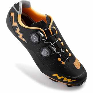 Northwave Rebel Scarpe MTB (Black Orange)