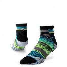 Stance WHEELIE QUARTER  cycling summer socks