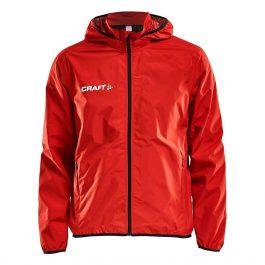 Craft Jacket Rain Giacca Impermeabile da ciclismo – Rosso