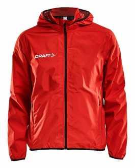 67a8dd2e95cf Craft Jacket Rain Giacca Impermeabile da ciclismo – Rosso ...