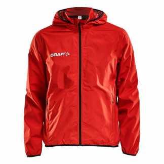 Craft Rain Jacket Giacca Impermeabile da ciclismo - Rosso