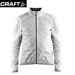 Craft Lithe Jacket giacca antivento donna – Bianca