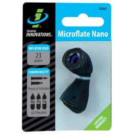 Genuine Innovations Microflate Nano Testina Gonfiaggio CO2