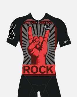 MbWear Rock N'Rool jersey Granfondo