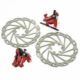 Juin-Tech F1 (Freni a disco idraulici, colore rosso)