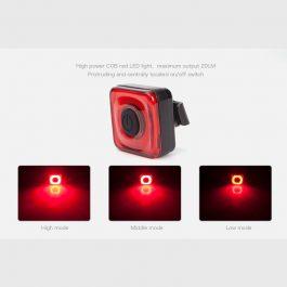 Magicshine SEEMEE20 Luce Posteriore per Bici – Rosso – Ricarica USB