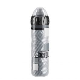 Elite Borraccia Termica 2H 650 ml Grigio