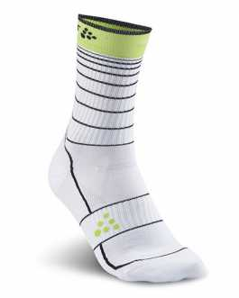 Craft Gran Fondo Summer Socks – White Green