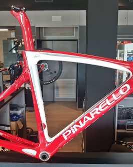 Pinarello Dogma F8 Kit telaio Bici corsa (Usato, Taglia 53)