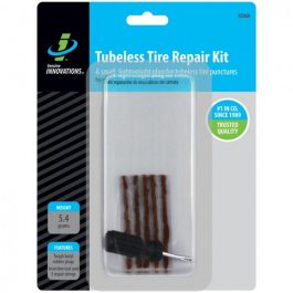 Genuine Innovations Kit di Riparazione Copertone Tubeless