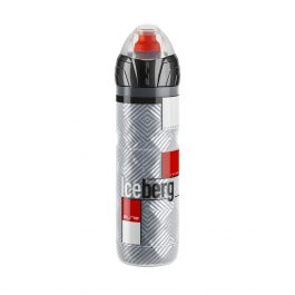 Elite Iceberg Borraccia Termica 2H 650 ml Red