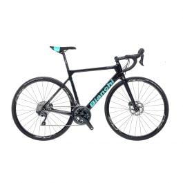 Bianchi SPRINT DISC Ultegra (Nero/CK16 lucido) Bicicletta corsa