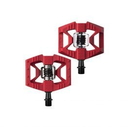 Pedali CRANK BROTHERS DOUBLESHOT 1 (red – black)