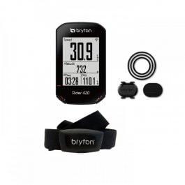 Bryton Ciclocomputer Rider 420H Gps Cardio