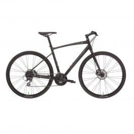 Bianchi C-SPORT 2 Bicicletta trekking 2020 (nero)