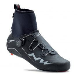Northwave Flash GTX Shoes Winter Road – Black