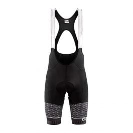 CRAFT ROUTE THERMAL BIB SHORTS M