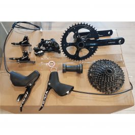 Groupset SRAM APEX 1×11 HRD DISC (preowned)