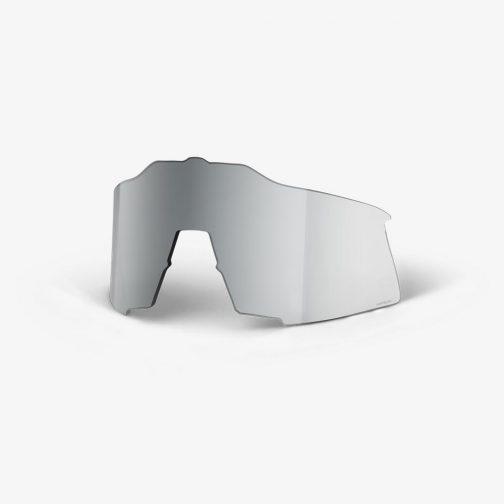 Lenti di Ricambio per Occhiali Speedcraft 100% HiPER Silver Mirror