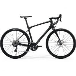 Gravel Bike Merida Silex 700 Matt Black