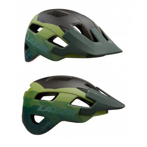 Lazer Chiru Casco MTB Matte Dark Green - Taglia M