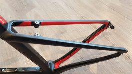 Wilier 110Air Kit telaio Bici corsa + Alabarda (Usato, Taglia S)