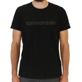 Cannodale T-Shirt Black