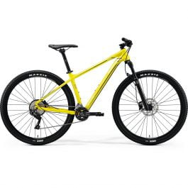 MERIDA BIG NINE 500 Mountain Bike Front Giallo