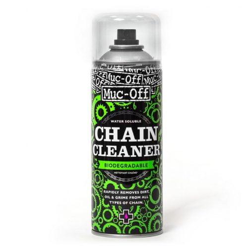 Muc-Off Pulitore per Catena spray Bio 400 ml