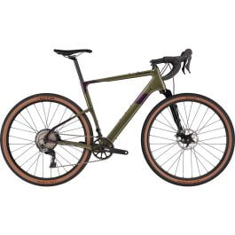Cannondale Topstone Carbon Lefty 3 – Gravel Tg. M (54 cm)