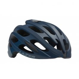 Lazer Blade+ Casco road Matte Blue Grey