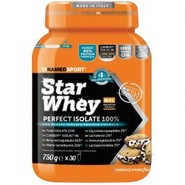 NAMEDSPORT STAR WHEY ISOLATE – 750G