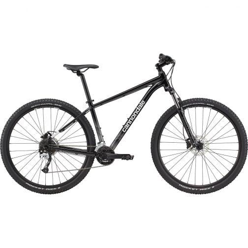 Cannodale Trail 7 MTB 2020 29 - Black
