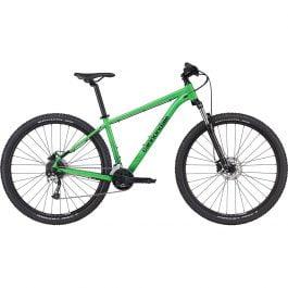 Cannondale Trail 7 MTB 2021 Verde 29