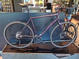 Cannodale Topstone 2 Gravel Bike 2021 Colore Rainbow Trout