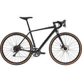 Cannodale Topstone 3 Gravel Bike 2021 – Colore Graphite