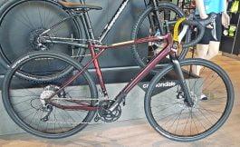 Bici Gravel GT Grade Al Elite 2021