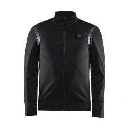 Craft Hale SubZ Jacket M giacca invernale da ciclismo Nero